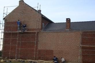 restauratie oude woning