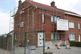 restauratie werk limburg en plaatsen crepie